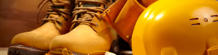 workwear ppe hard hat boots