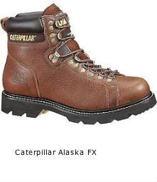 Caterpillar Alaska FX safety boot